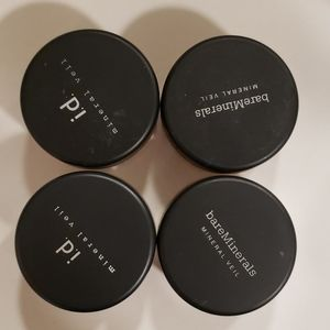 NWT bareMinerals Tinted Mineral Vail - Lot of 4